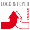 logo signet flyer folder